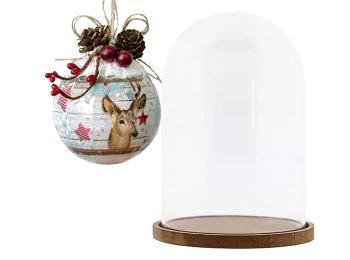 Christmas Shrink Films, Balls, Dome & Lights