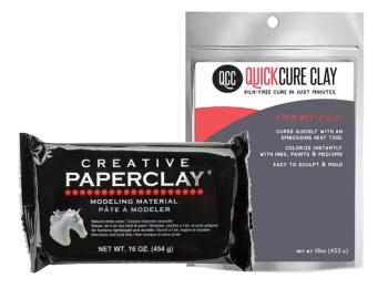 Air Dry & QuickCure Clay