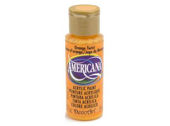 Americana Acrylic Paints - Oranges