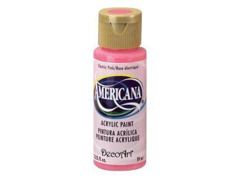 Americana Acrylic Paints