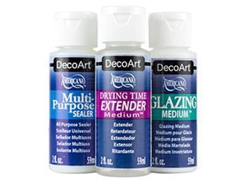 DecoArt Acrylic Paint Mediums