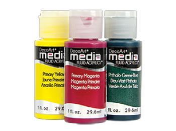 DecoArt Media Products