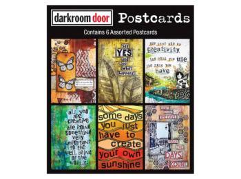 Darkroom Door Postcards