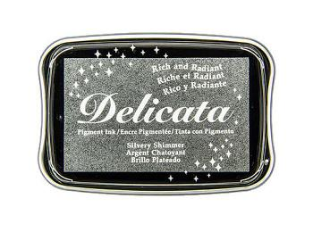 Delicata Metallic Ink Pads & Inkers