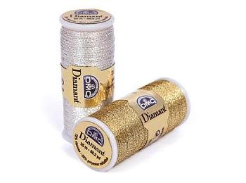 DMC Embroidery Threads - Diamant