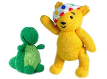 Soft Toys & Dolls Knitting & Crochet Patterns