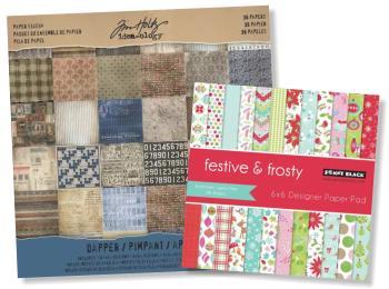 Designer Paper Pads