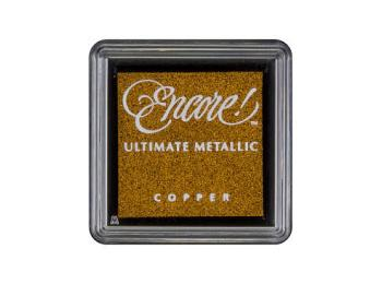 Encore Ultimate Metallic Pigment Ink Pads Small