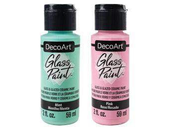 DecoArt Opaque Glass Paint
