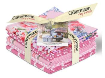 Gutermann Fabric Fat Quarters