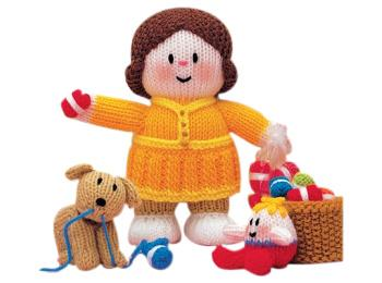 Crochet, Knitting & Soft Toy Making