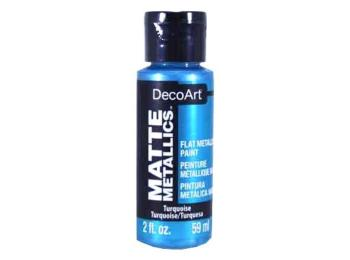 DecoArt Americana Matte Metallic Paints