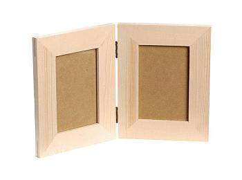 Bare Wood Frames