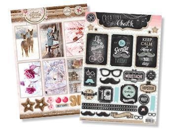 Card Topper & Decoupage Sheets