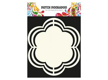 Cascade 470.713.163 Dutch Doobadoo Shape Art Template