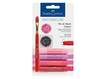 Faber-Castell Gelatos Crayons