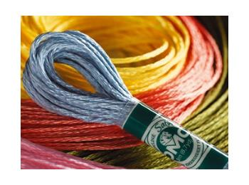 DMC Embroidery Threads - Satin Rayon
