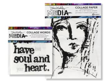 Collage & Specialty Papers