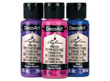 DecoArt Stylin' Fashion Paint