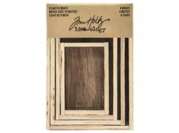 Tim Holtz Idea-ology Frames & Boxes