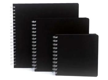Sketchbooks - Wire Bound