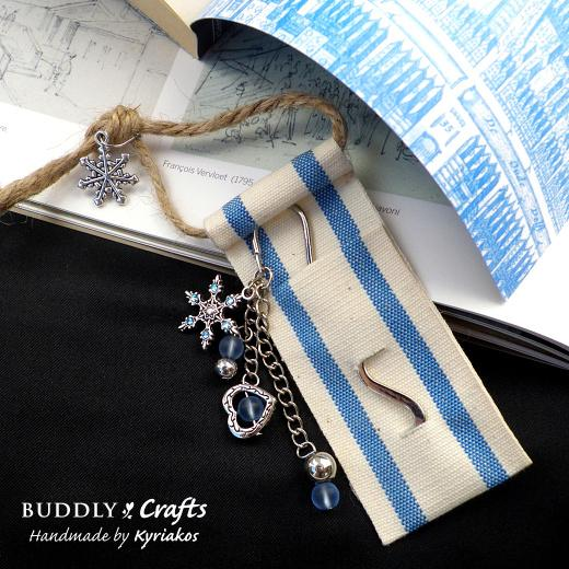 Quick & Easy Charm Bookmark to Make