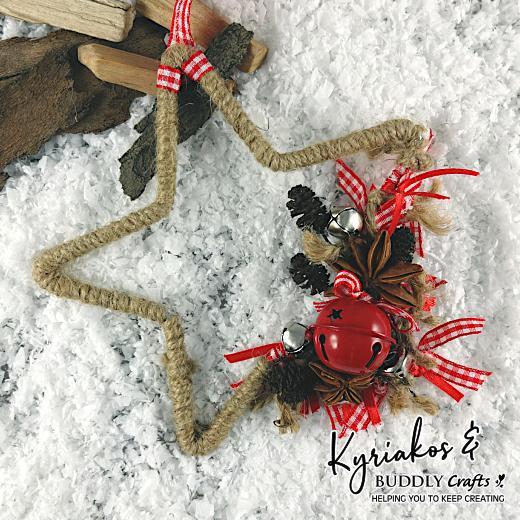 Jingle Star Christmas Decoration