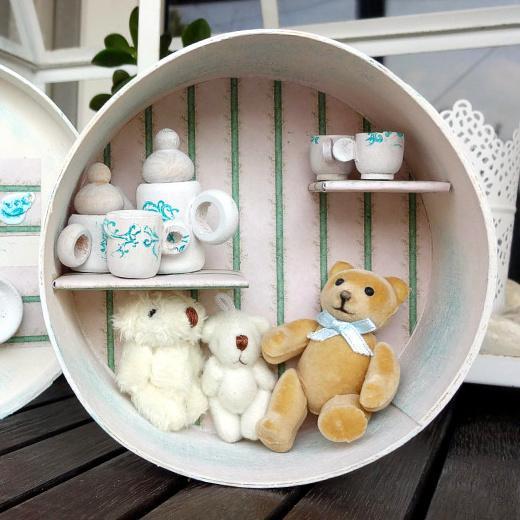 Teddy Bear's Teatime Playset