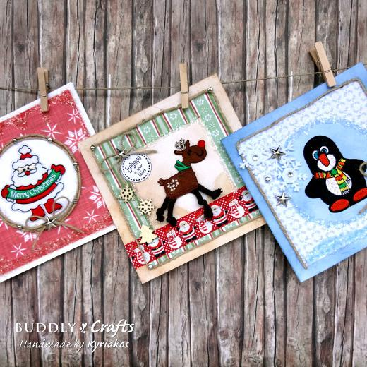 Jolly Christmas Patches