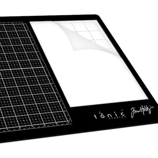 Tim holtz replacement non stick mat for glass media mat for Tim holtz craft mat