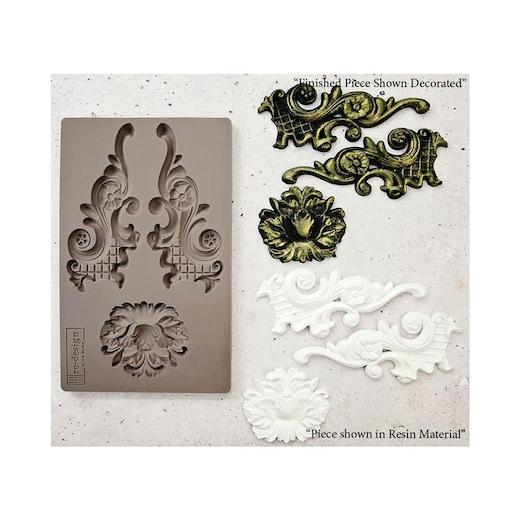 Prima-RE-Design-5-034-x-8-034-Stampo-in-silicone miniatura 45