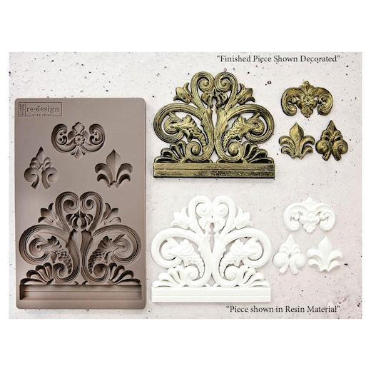 Prima-RE-Design-5-034-x-8-034-Stampo-in-silicone miniatura 8