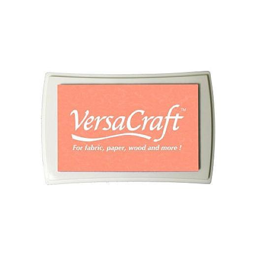 Versacraft stamp pad Orange ink pad multipurpose ink ink for wood ink for paper apricot stamp pad orange stamp pad ink for fabric