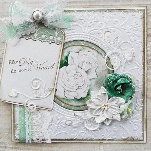 crafts ideas with paper marianne design creatables cutting die swirls amp leaves 4149
