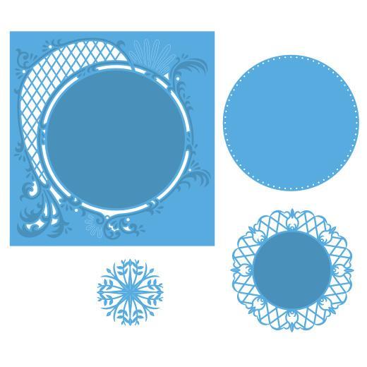 Marianne Design Creatables Cutting Dies Anja S Circle Lr