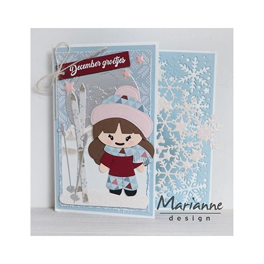 Image result for cards made using marianne design die LR0497