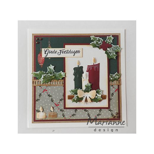 Image result for cards made using marianne design Craftables cr1425