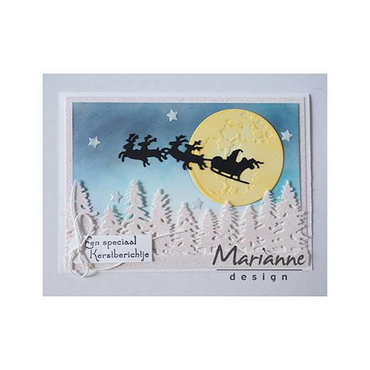Image result for cards made using marianne design die LR0500