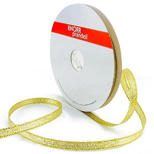 Knorr Prandell Crispy Metallic Christmas /& Celebrations Ribbon Roll