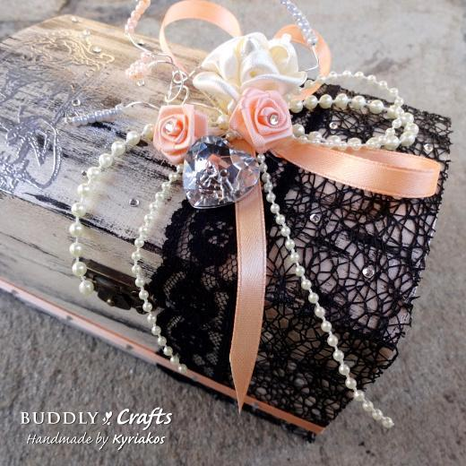Buddly Crafts 2.5mm Pearl String 3m
