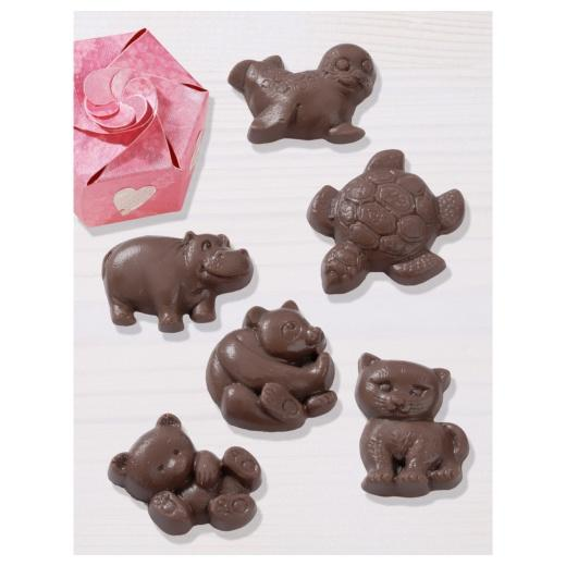 knorr prandell chocolate moulds animals