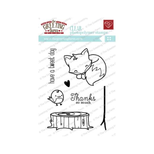 The greeting farm clear stamps set cuddly thanks clct23 buddly the greeting farm clear stamps set cuddly thanks clct23 m4hsunfo