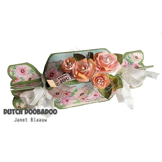 Candy 470.713.056 Dutch Doobadoo Box Art Template