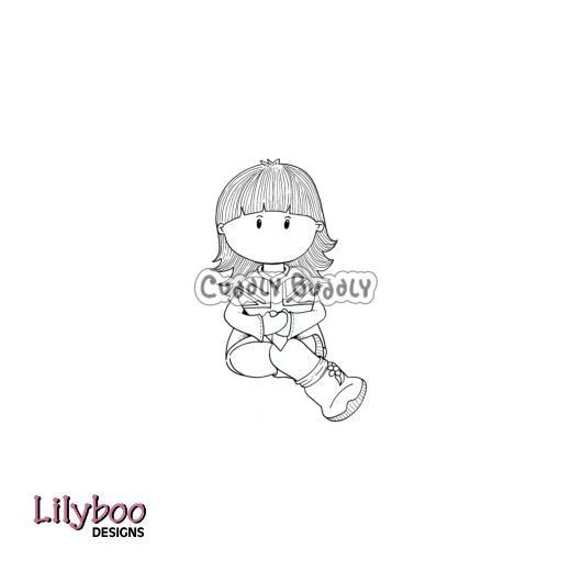 Lilyboo Designs Digital Stamp