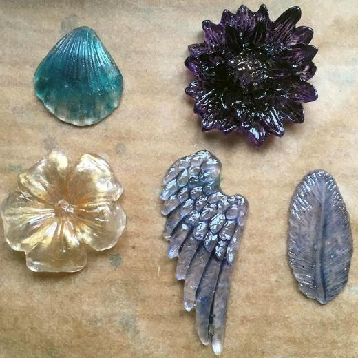 Worbla Crystal Art Thermoplastic Modelling /& Moulding Pearls WCA