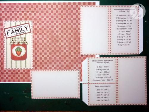 make your own recipe book buddly crafts
